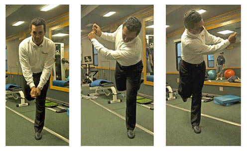 Balance Exercises And Drills Golfgym Llc