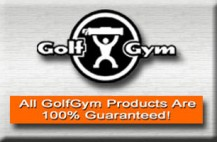 GolfGym,Golf,Golf Fitness,GolfGym Guarantee