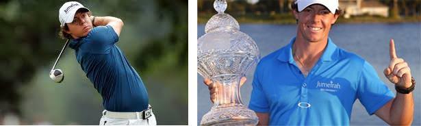 Rory McIlroy,PGA,PGA Tour,Golf,Golfer,Golf Fitness