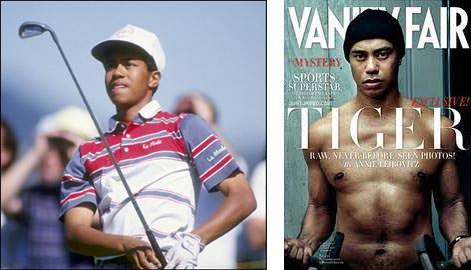 Tiger Woods,Tiger,golf,Amateur Tiger Woods