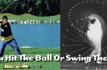 Golf Swing,Golf,Hit The Ball,Swing