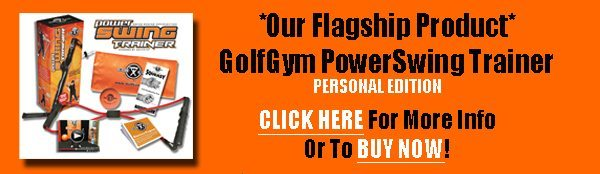 GolfGym PowerSwing Trainer,GolfGym,PowerSwing,Swing Trainer,Power Swing