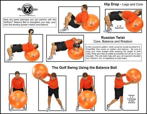 Balance Ball Manual