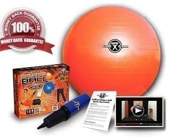Balance Ball with Pump