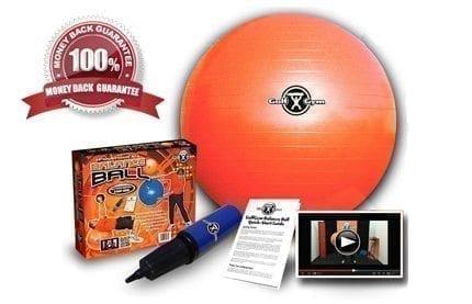 Balance Ball with Pump