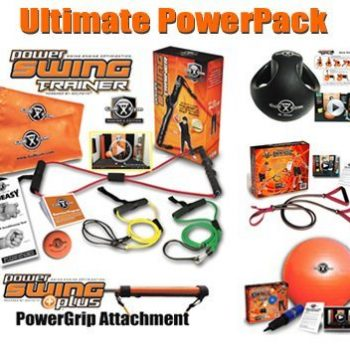 GolfGym,Ultimate PowerPack,PowerPack,Golf,Ultimate,Power Pack