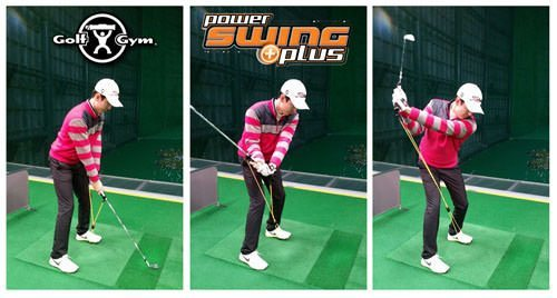 PowerSWING Plus,GolfGym