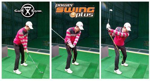 PowerSWING Plus,GolfGym