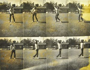 Ken Pierce,Golf Swing