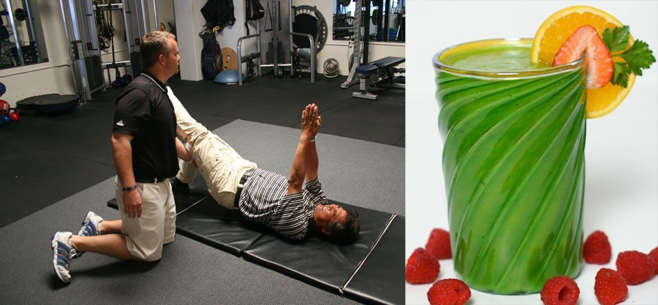 Golf Fitness Program,Green Smoothie,GolfGym,Golf,Golf Fitness