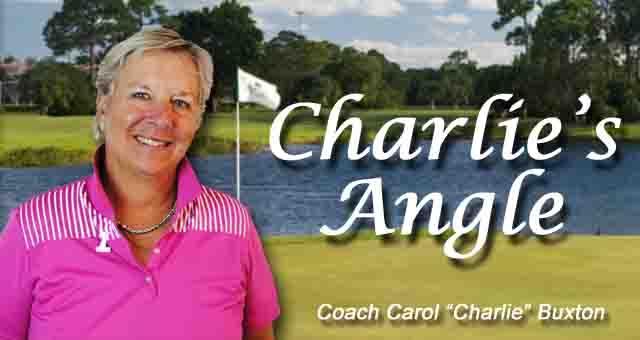 Coach Charlie Buxton,Coach Buxton,Charlie Buxton,LPGA