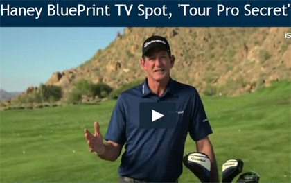 Hank Haney,Golf,Golfing,GolfGym,Golf Swing,Golf Swing Instruction,Hank Haney BluePrint