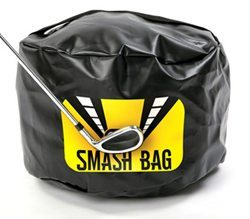 Smash Bag,GolfGym,GolfGym Fitness,Golf Swing,Golf Smash Bag