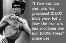 Bruce Lee,Golf,How Can Bruce Lee Help Your Golf Game,Golf Swing,GolfGym