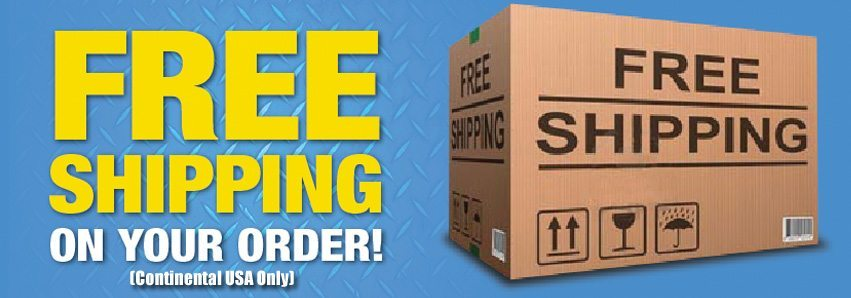 Free Shipping,USA