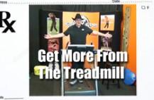 Treadmill Prescription,treadmill,Golf,GolfGym