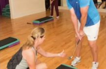 Karen Jansen,CardioGolf,Shortee Club,Golf,Golf Swing