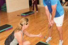 Karen Jansen,CardioGolf,Shortee Club,Golf,Golf Swing