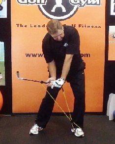 Ken Pierce,GolfGym PowerSWING Plus,Shortee Club,GolfGym
