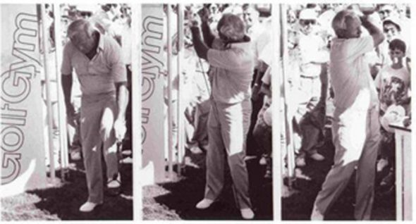 Arnold Palmer,GolfGym,Arnold,PowersWING tRAINER