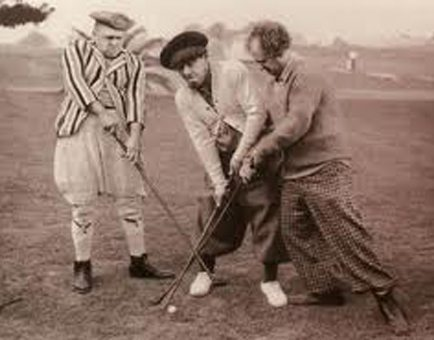 Golf Swing,Three Stooges,Golf,Golf Fitness