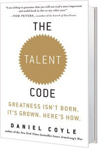 Talent Code,Skil Development