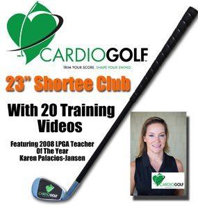 Karen Jansen,Cardiogolf,Training Videos,20 Training Videos,Karen Palacios-Jansen,Cardio