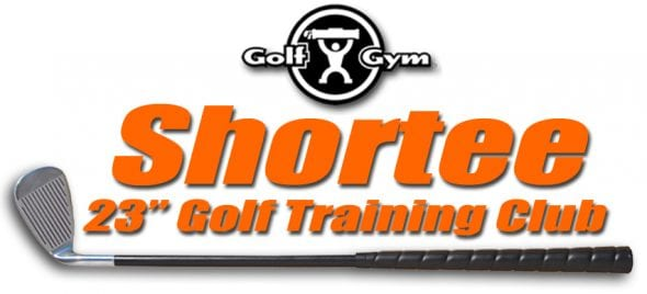 GolfGym Shortee Club,Shortee Club,GolfGym,Golf Swing