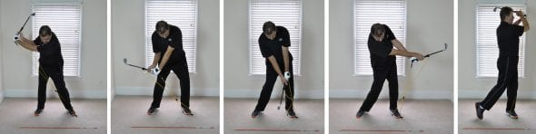 GolfGym,GolfGym PowerSWING Plus,GolfGym Swing Sequence,Golf,Golf Swing