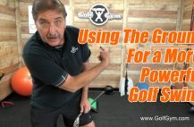 Golf Swing From The Ground Up,Ground Up,Golf Swing,GolfGym,GolfGym PowerBandz,GolfGym PowerBand
