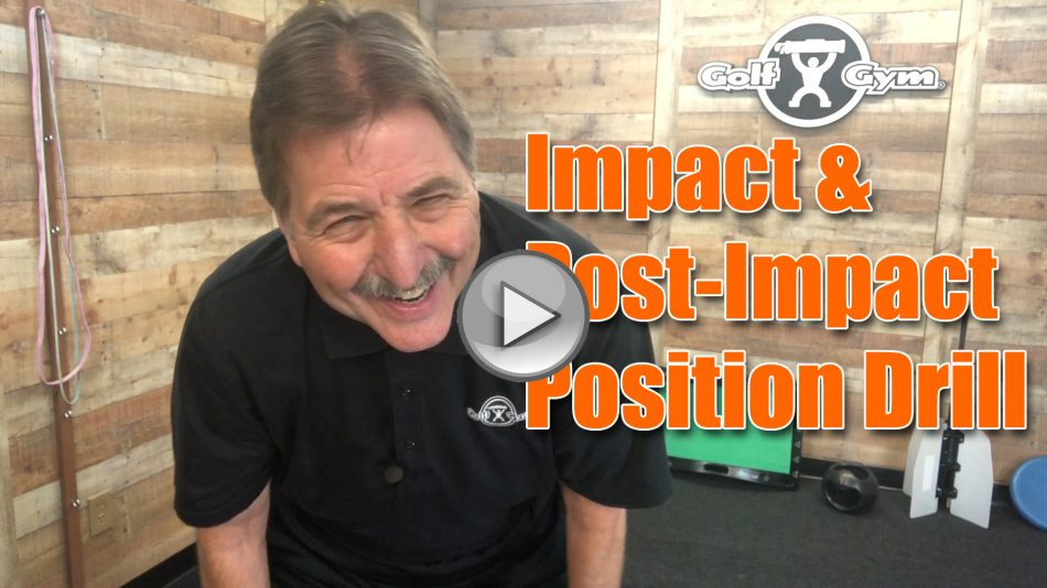 GolfGym Studio,GolfGym,Ken Pierce,Impact Position